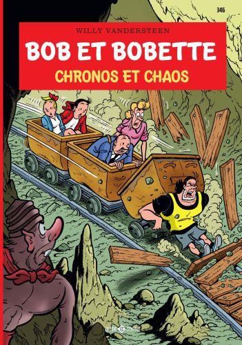 Cover Chronos et chaos