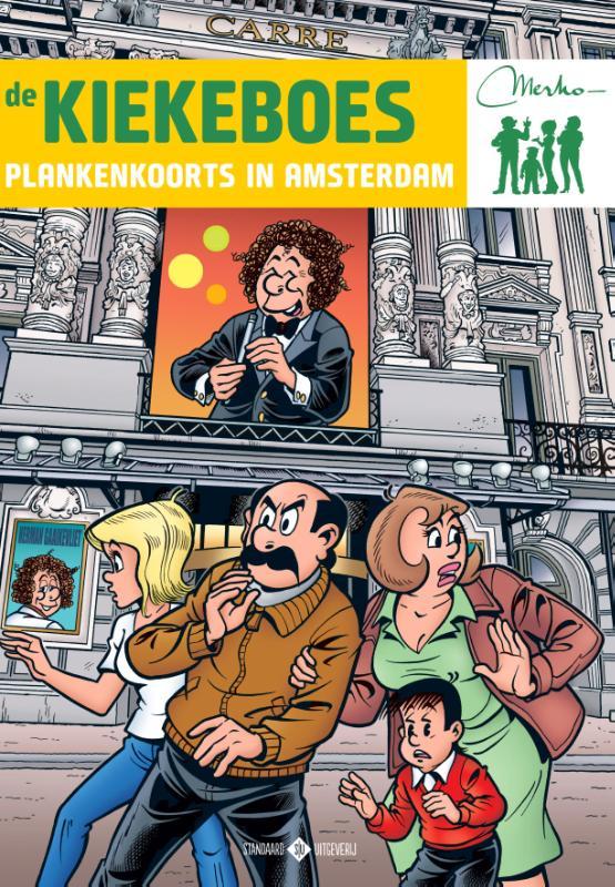 Cover Plankenkoorts in Amsterdam