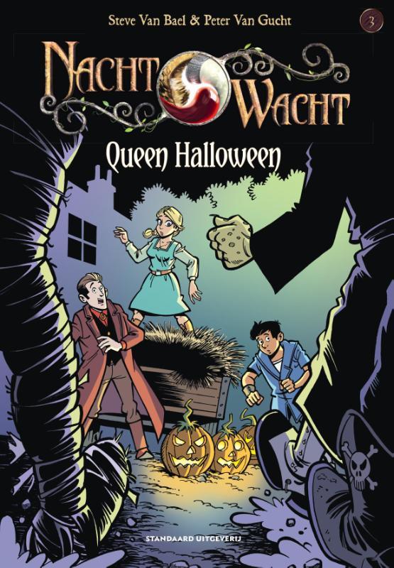 Cover Queen Halloween