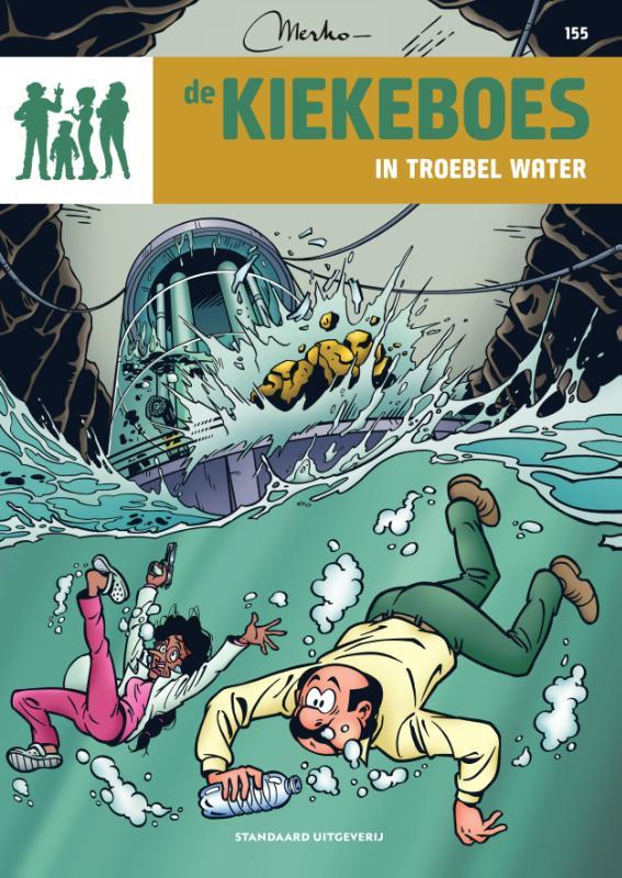Cover 155 In troebel water