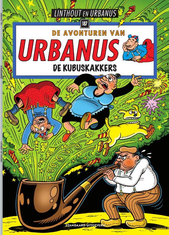 Cover Kubuskakkers