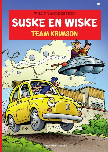 Cover Team Krimson