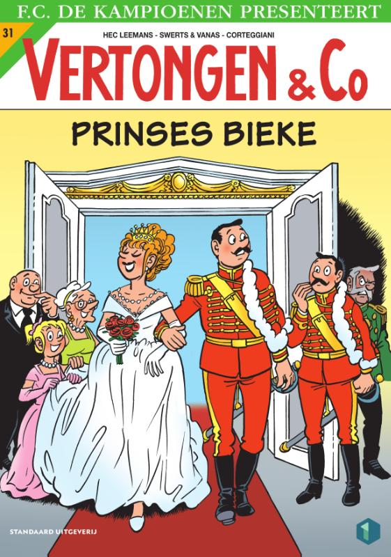 Cover Prinses Bieke