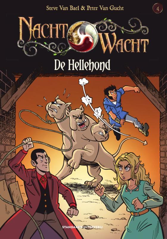 Cover De hellehond