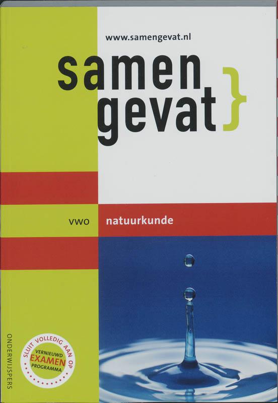 Cover Natuurkunde