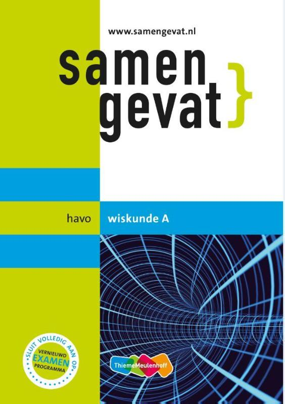 Cover Wiskunde A