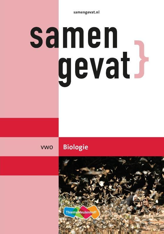 Cover Vwo Biologie