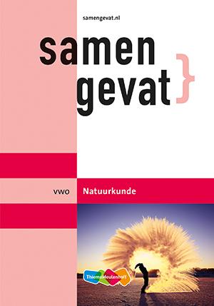 Cover Samengevat Vwo Natuurkunde