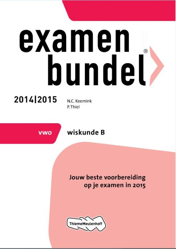 Cover Vwo 2014/2015