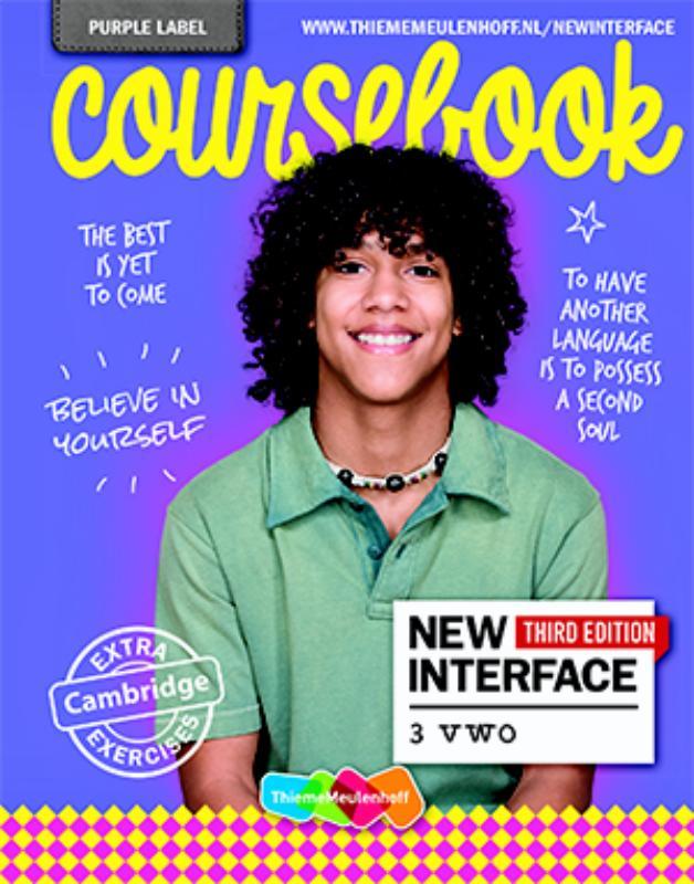 Cover Coursebook Purple label