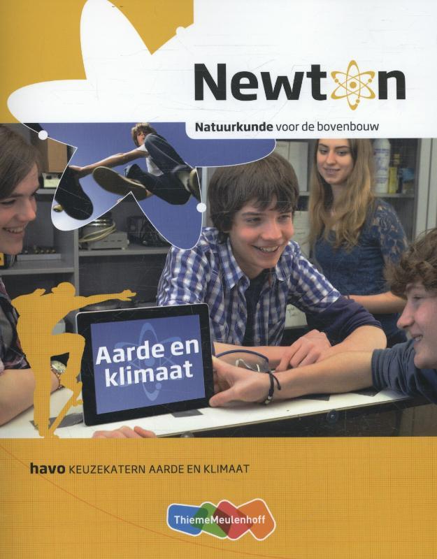 Cover Havo; Natuurkunde voor de bovenbouw