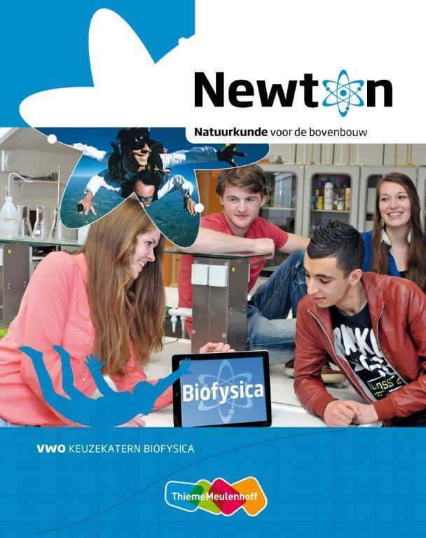 Cover Vwo keuzekatern biofysica