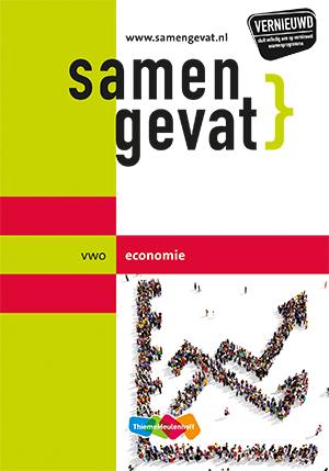 Cover vwo Economie 7e druk