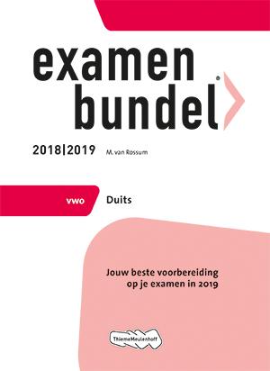 Cover vwo Duits 2018/2019