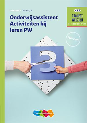 Cover Onderwijsassistent Activiteiten bij leren PW