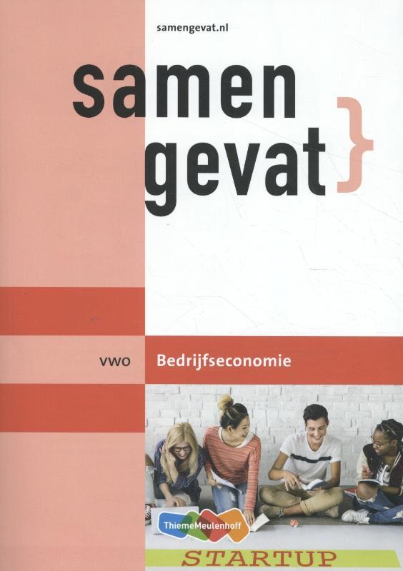 Cover vwo Bedrijfseconomie