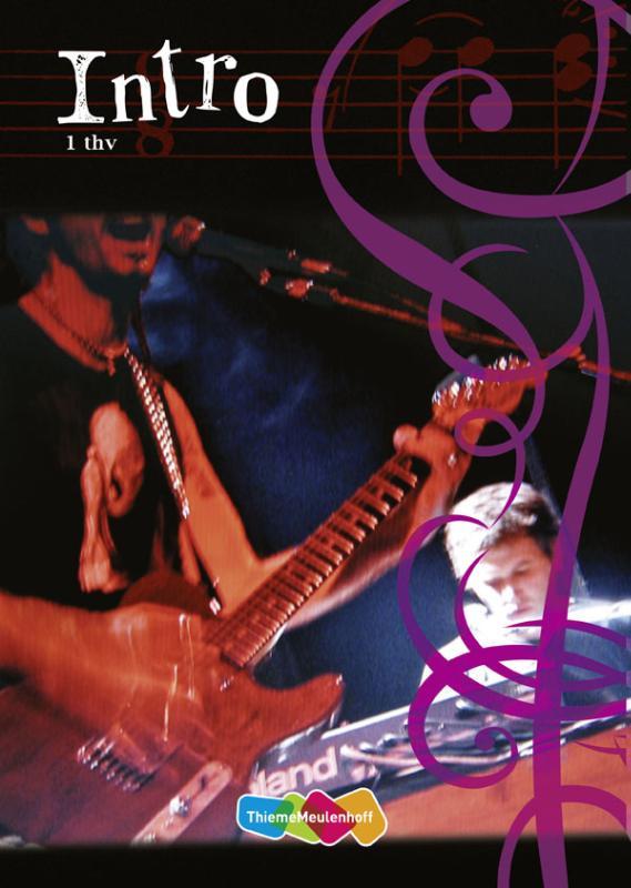 Cover Intro 1 THV Leer/Werkboek