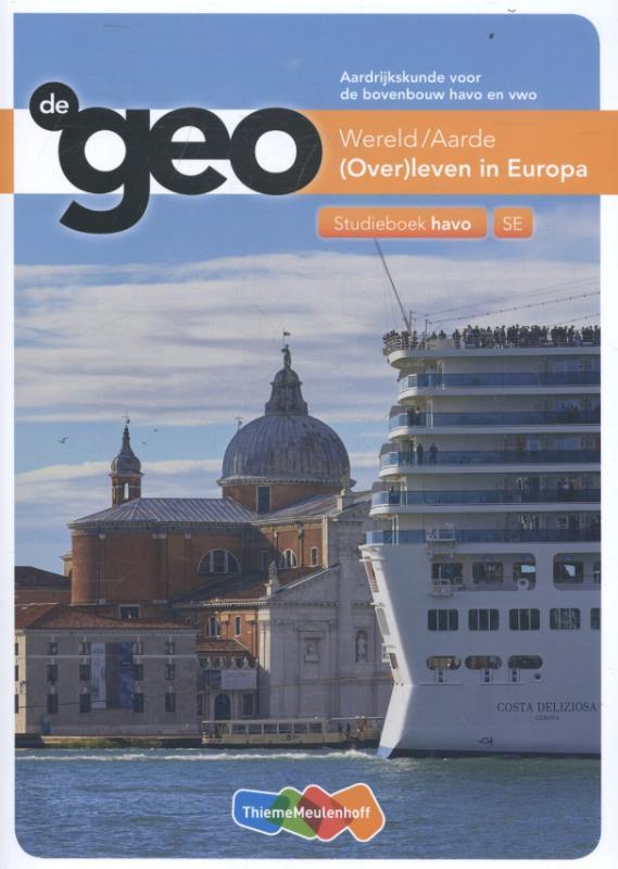 Cover Studieboek bovenbouw havo