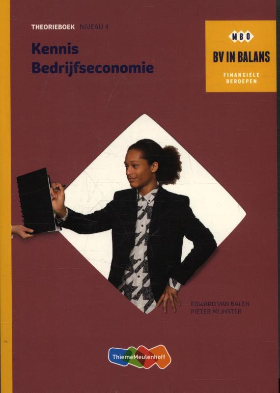 Cover Kennis bedrijfseconomie