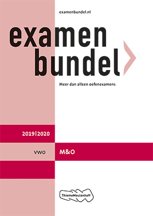 Cover vwo management & organisatie 2019/2020