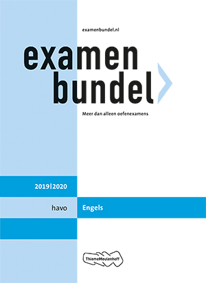 Cover havo Engels 2019/2020
