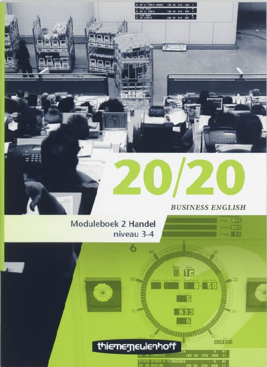 Cover Moduleboek 2 Handel