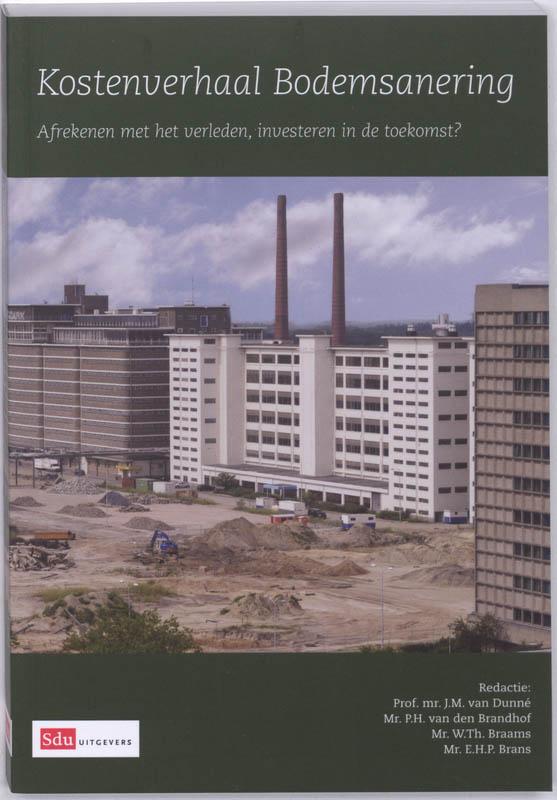 Cover Kostenverhaal Bodemsanering