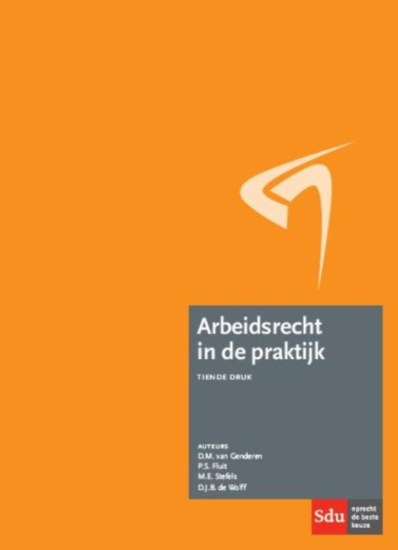 Cover Arbeidsrecht in de praktijk