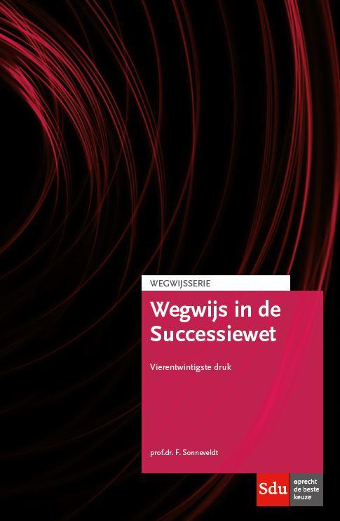 Cover Wegwijs in de Successiewet