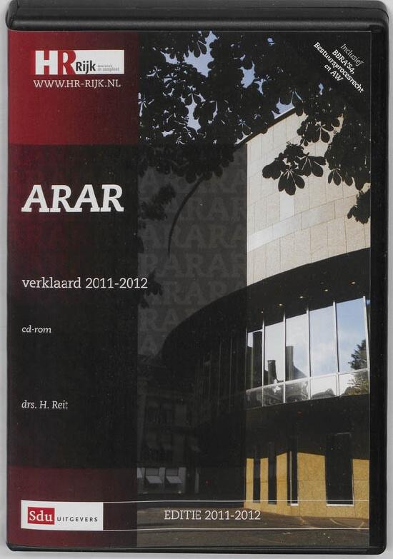 Cover ARAR