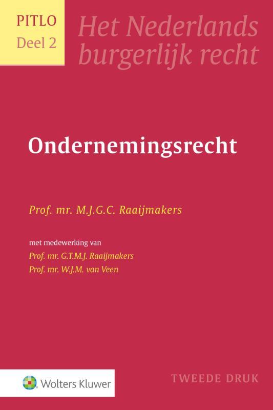 Cover Ondernemingsrecht