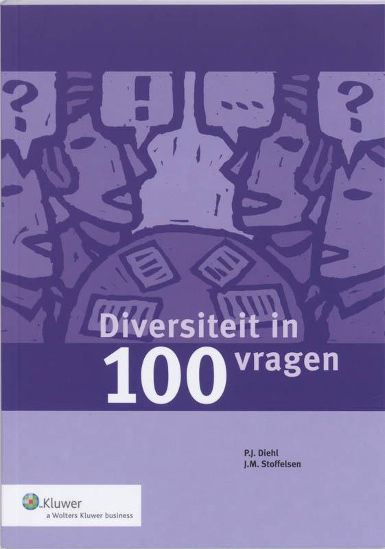 Cover Diversiteit in 100 vragen