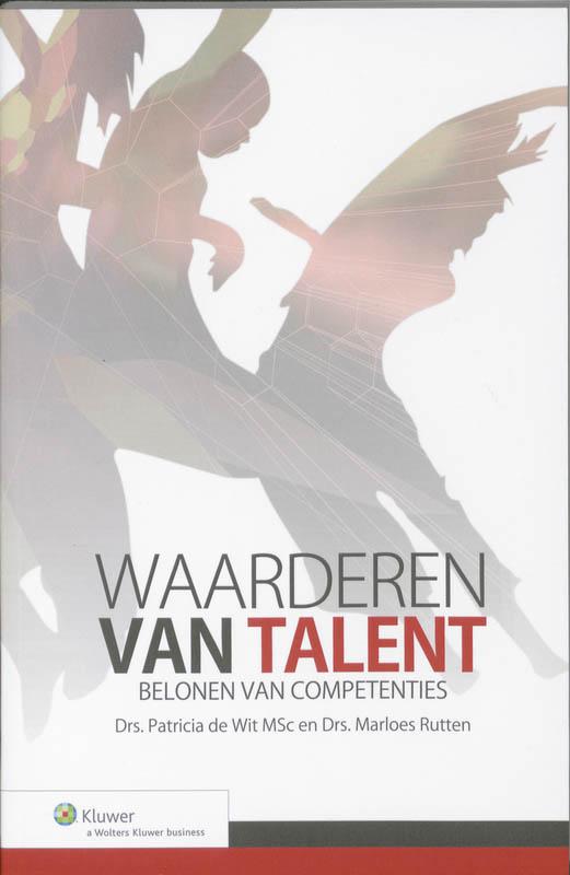 Cover Waarderen van talent