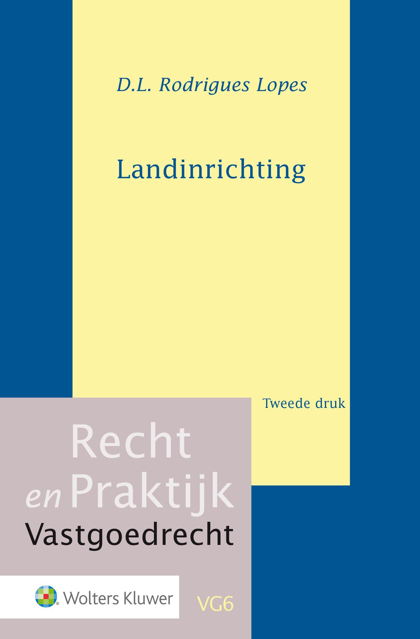 Cover Landinrichting