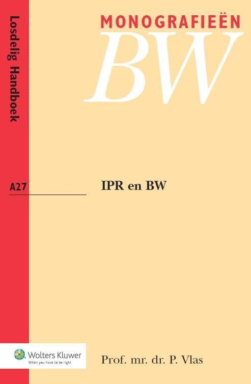 Cover IPR en BW