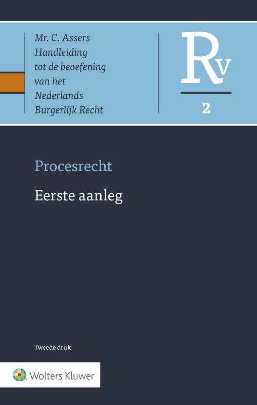 Cover Eerste aanleg