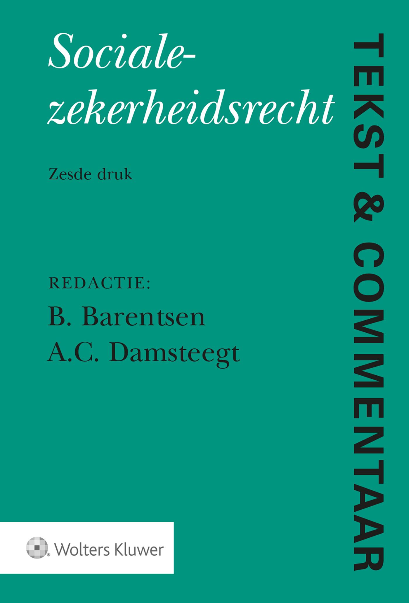 Cover Socialezekerheidsrecht