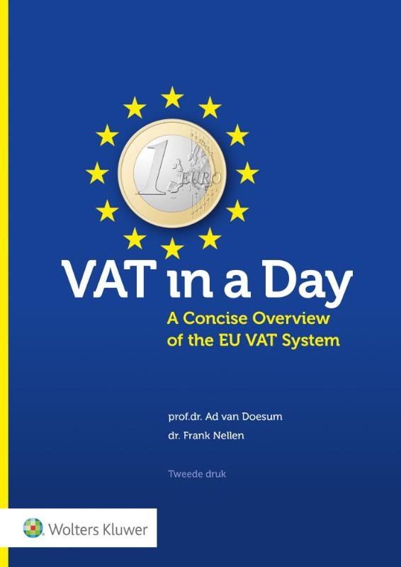 Cover VAT in a Day