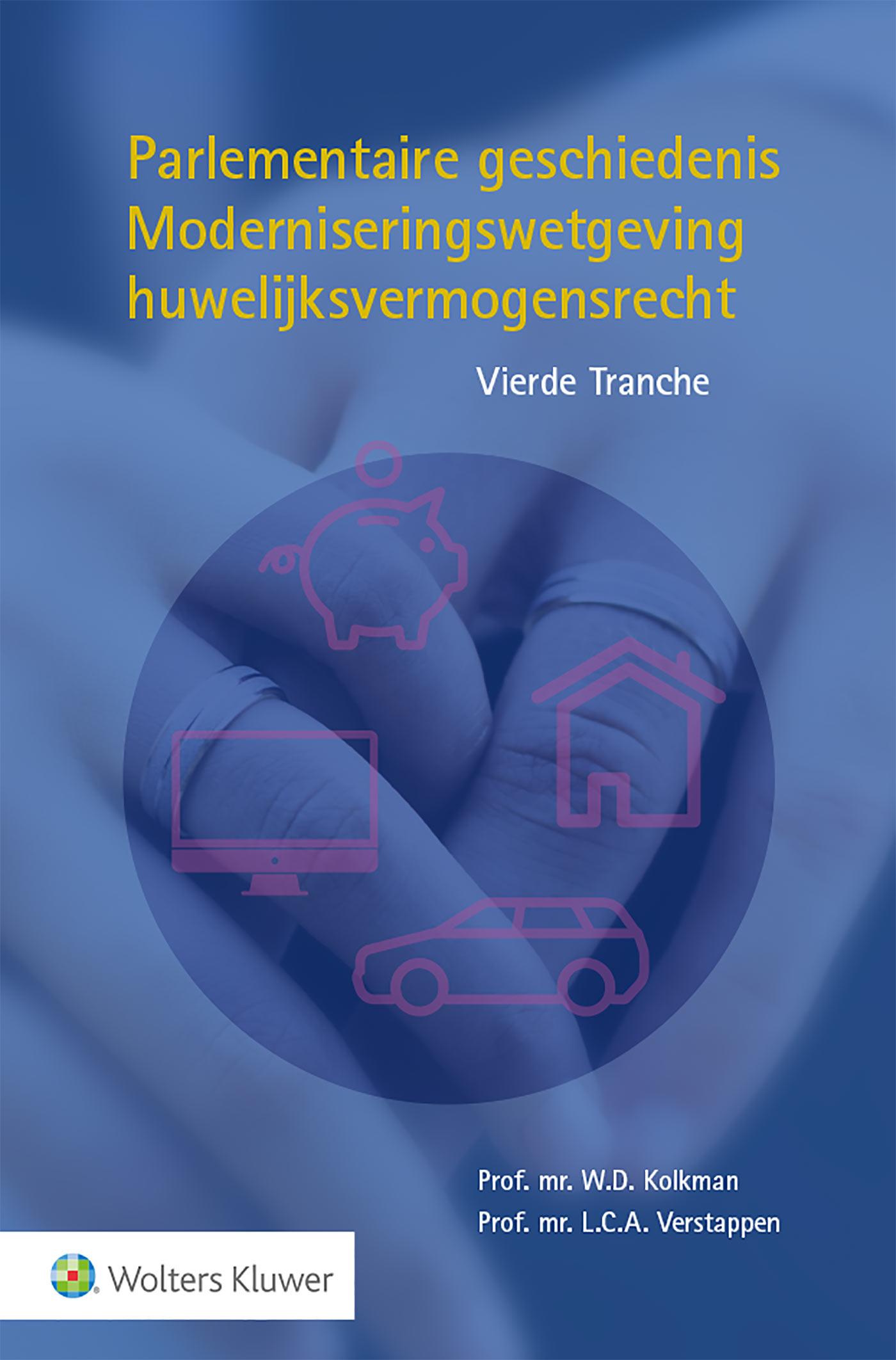 Cover Vierde Tranche