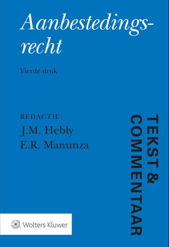 Cover Aanbestedingsrecht