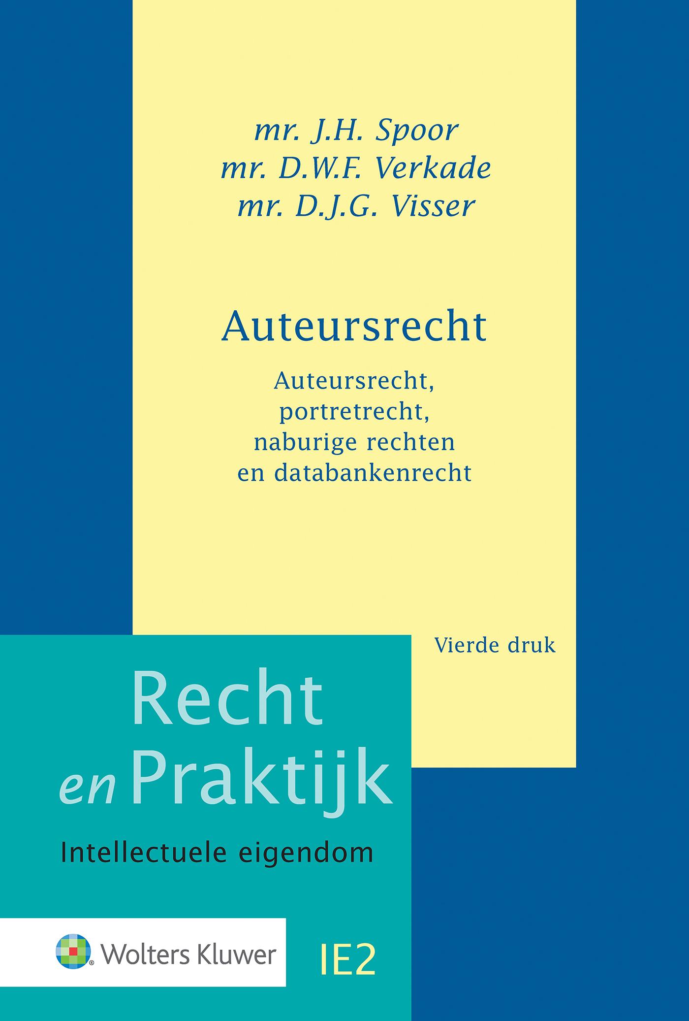 Cover Auteursrecht