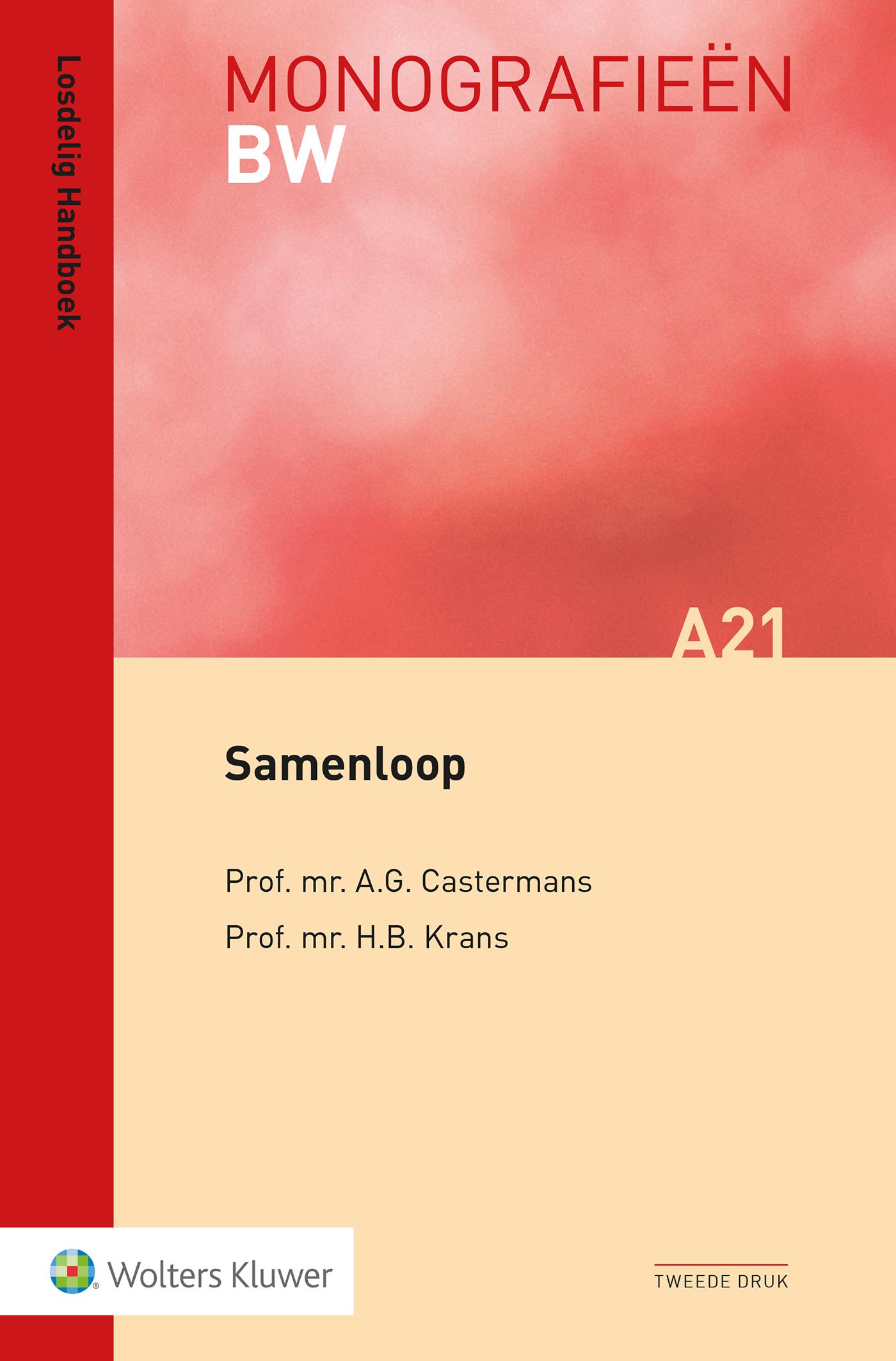Cover Samenloop