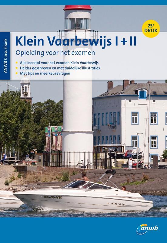 Cover Cursusboek Klein Vaarbewijs I + II