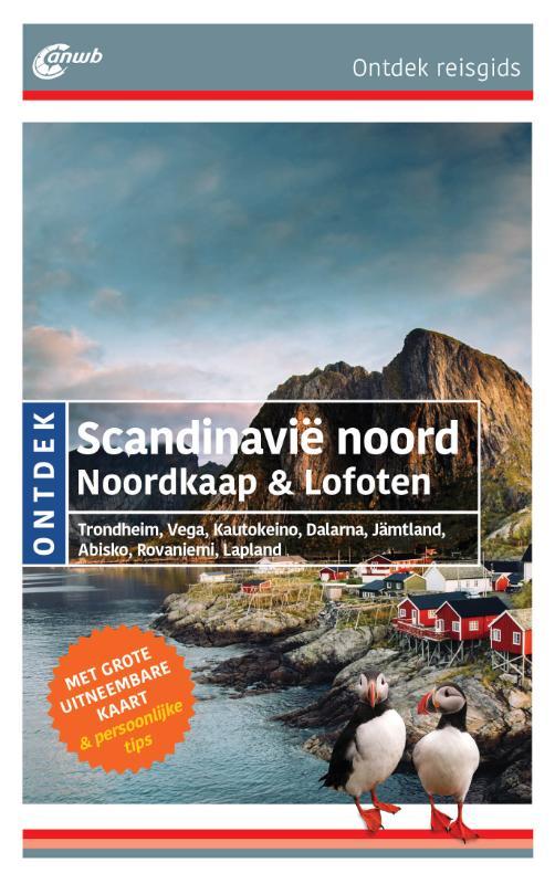 Cover Scandinavië noord, Noordkaap en Lofoten
