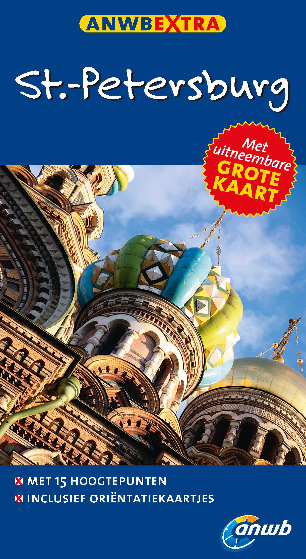 Cover St Petersburg