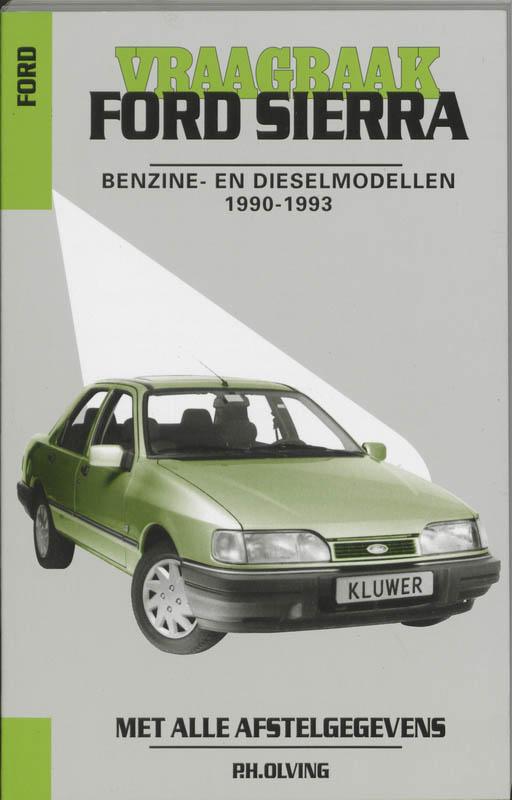 Cover Vraagbaak Ford Sierra