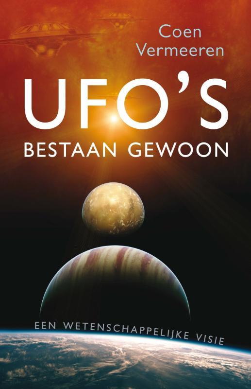 Cover Ufo's bestaan gewoon