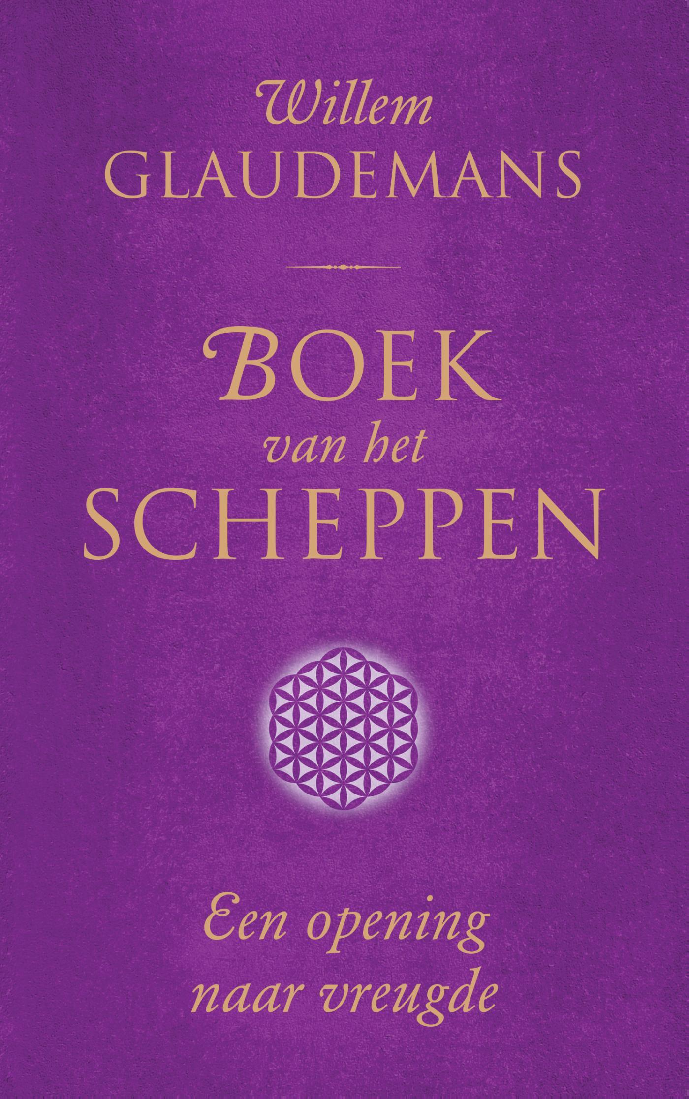 Cover Boek van het Scheppen