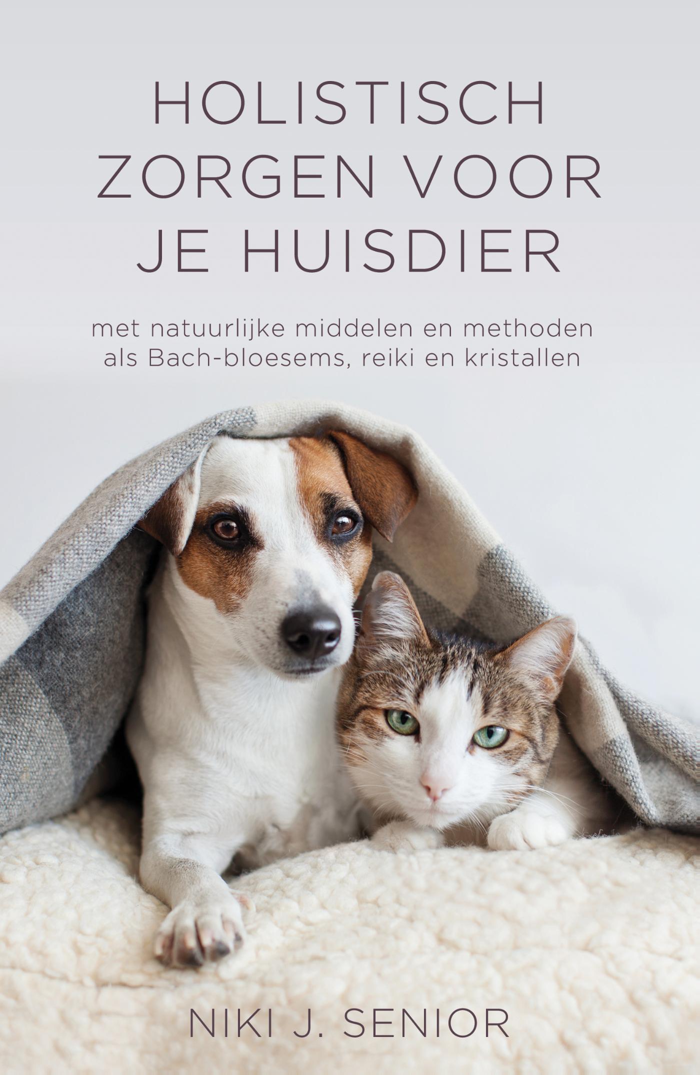 Cover Holistisch zorgen voor je huisdier