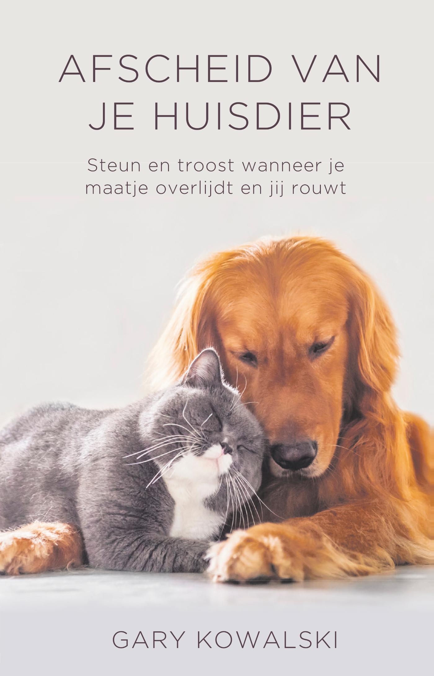 Cover Afscheid van je huisdier